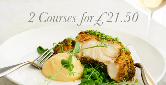 2 courses for £21.50